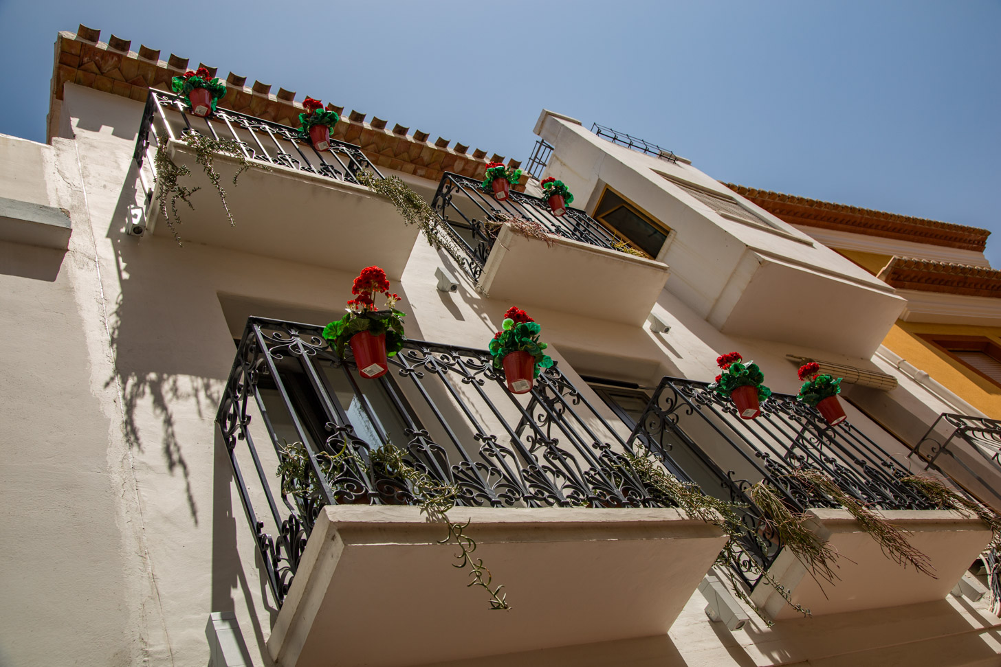 Appartementen in Moraira