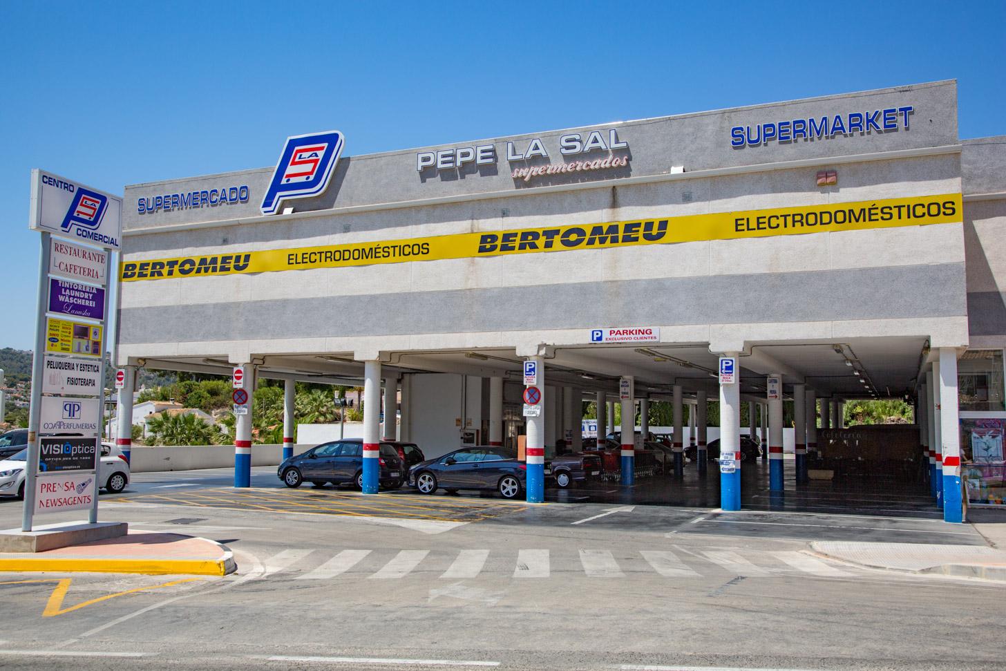 De beste supermarkt van Moraira: Pepe las Sal